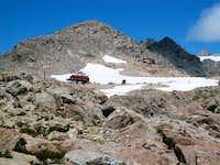 Mt Ollivier & Mueller hut
