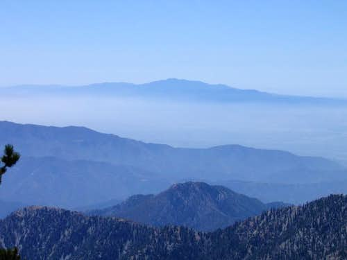 San Gorgonio (in the...