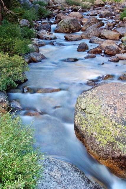 Tuolumne River near the...
