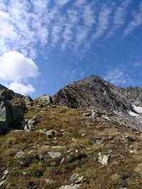 Gross Muttenhorn ENE-Ridge...