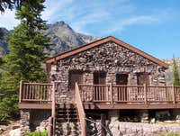 The Sperry Chalet,...