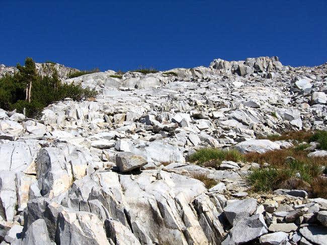 South Ridge, Craig Peak