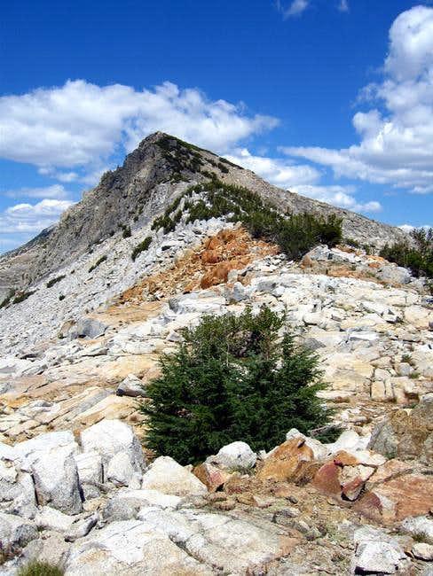 Craig Peak, South Ridge