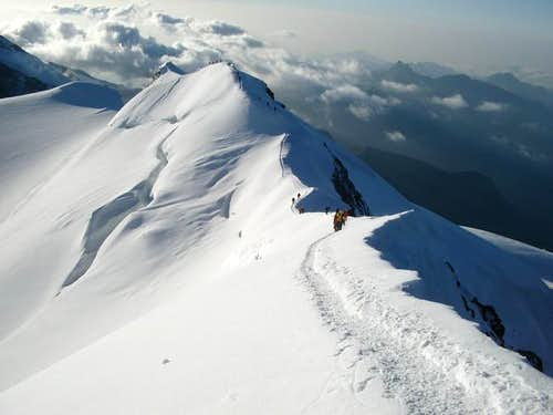 Castor ridge
