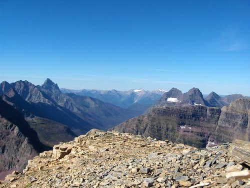 Mt. Helen at 8538' in August,...