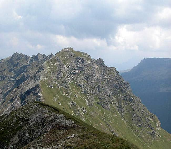 Summit view Cima Malinverno:...