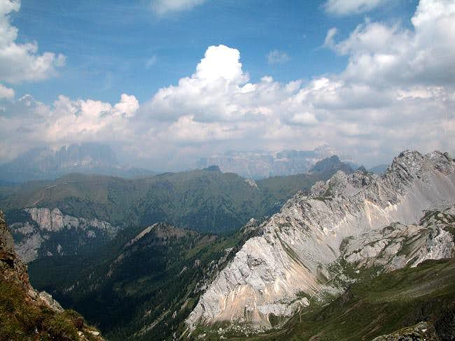 Summit view Spiz di Tariciogn...