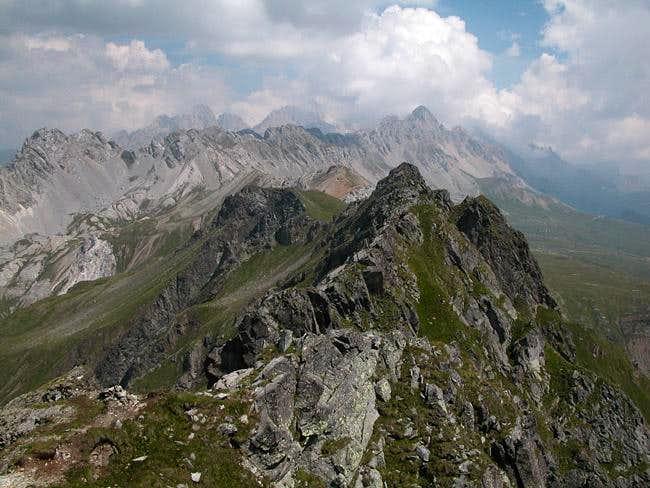 Summit view Spiz di...