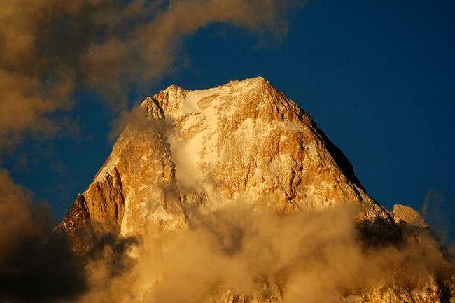 Gasherbrum IV Aug. 2005...