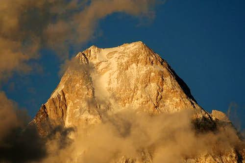 Gasherbrum IV Aug. 2005...