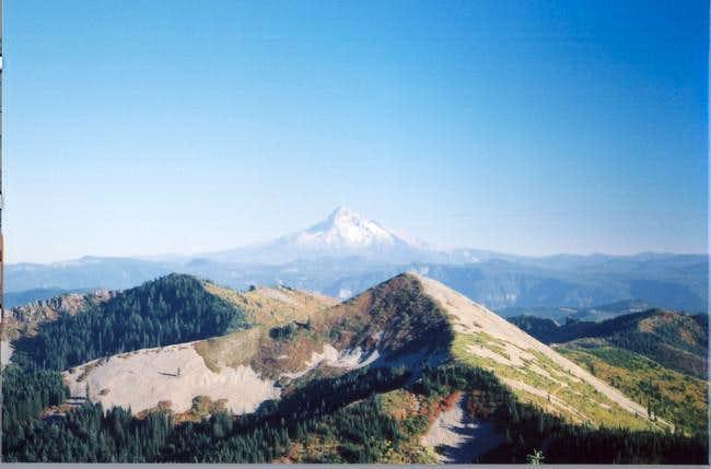 A view from an un-named ridge...