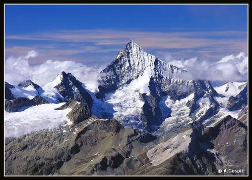 Magnificent Weisshorn