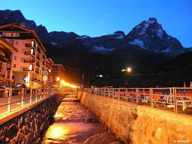 Matterhorn/Cervino (4478m)...