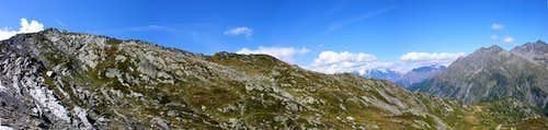 Cresta and Monte Thuilette