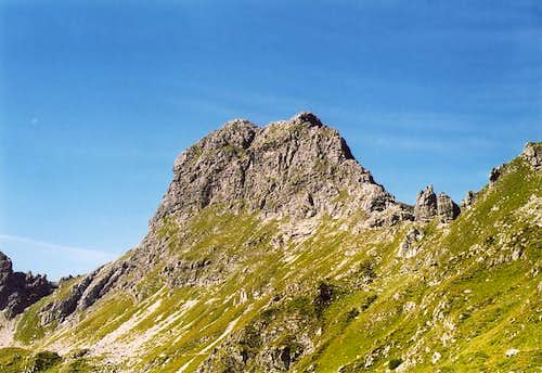 Kemptener Kopf (2191m), Sept...