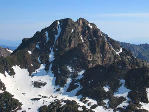 Prisoner Peak from the...