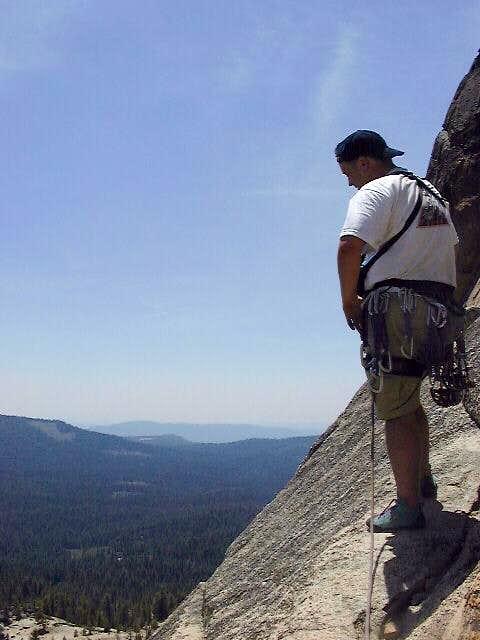 A quasi-famous rec.climber...