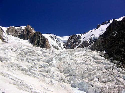 Glacier de Dome from ref....