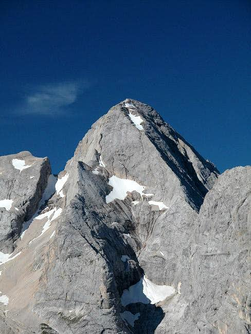The north face of Gran Vernel...
