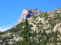 Arrowhead from Glacier Gorge.