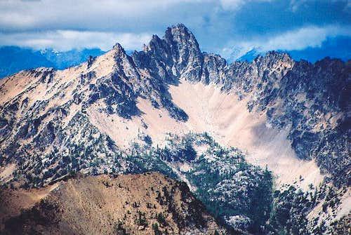 Tupshin Peak
