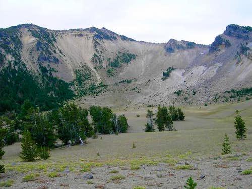 Mount Scott from a few...