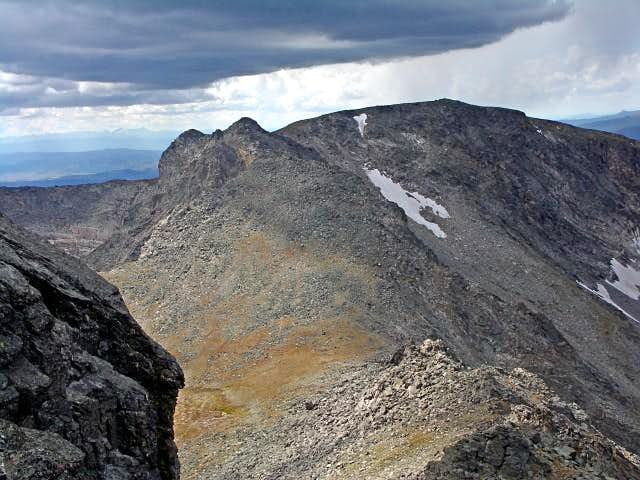 Sprague Mountain