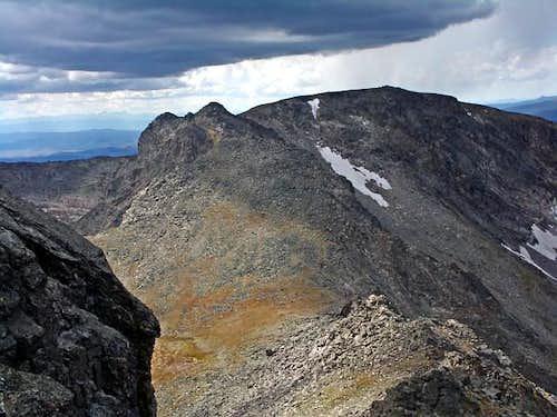 Sprague Mountain