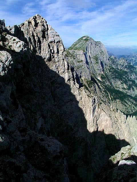 Strma pec / Monte Cimone...