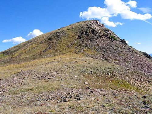 September 3, 2005 The summit...