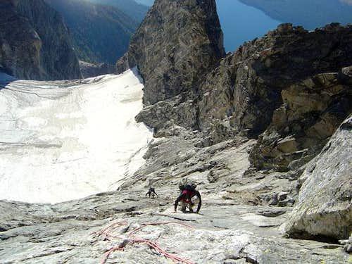 In the alpine world...