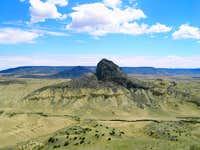 Cerro de Guadalupe from near...
