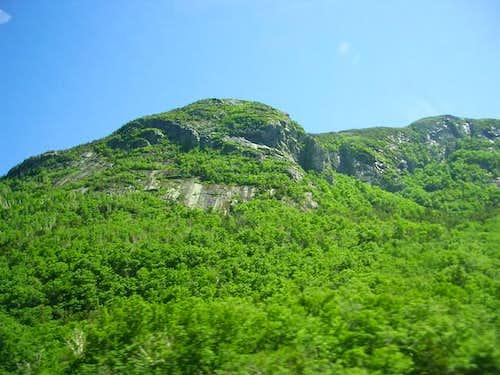 Eagle Cliffs on Mt....