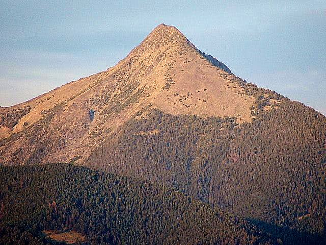 Copperhead Peak