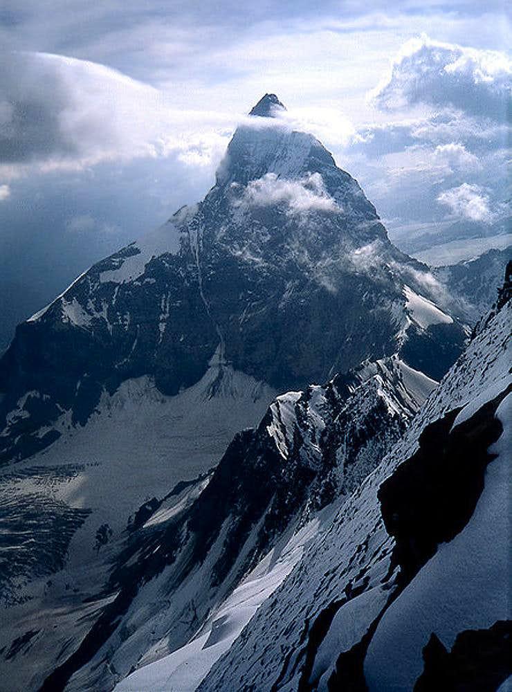 Matterhorn seen From Dent...