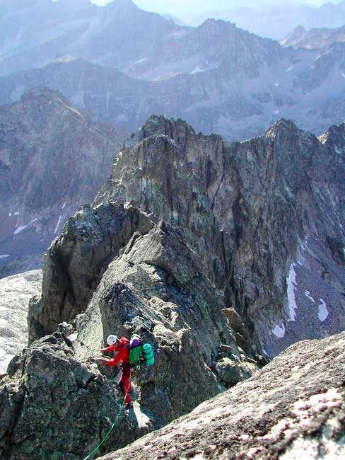 In the ridge of Costerillou