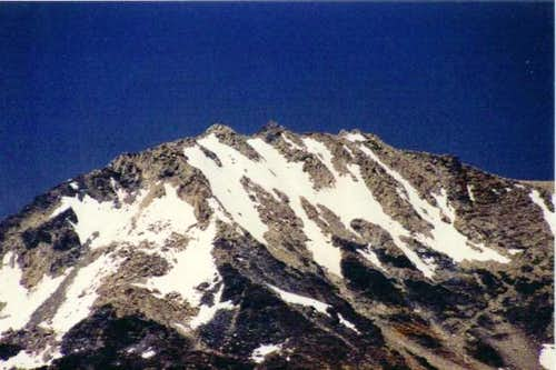 Mt. Gould from Kearsarge Peak