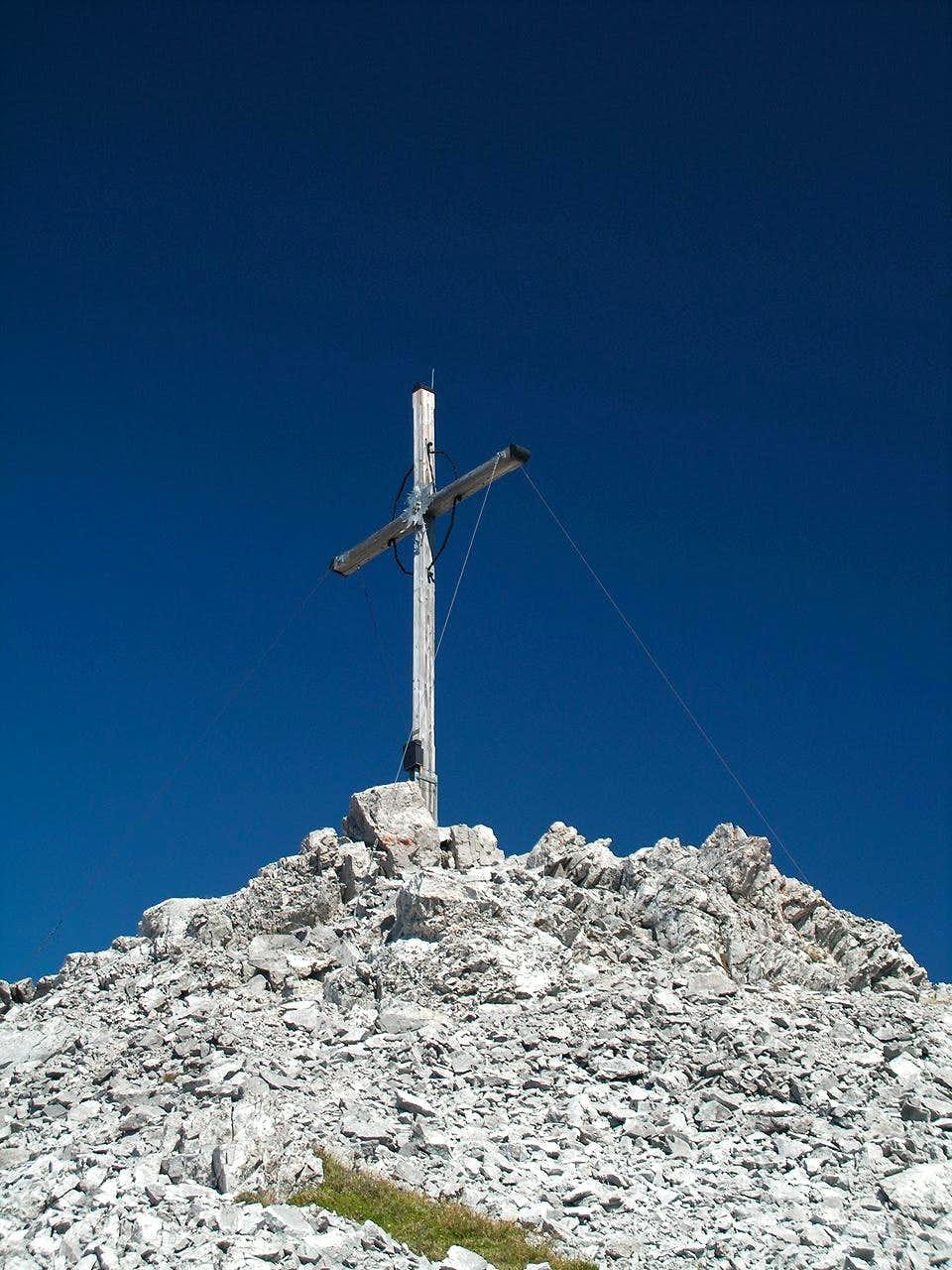 Summit of Wannig - 7/Sep/2005