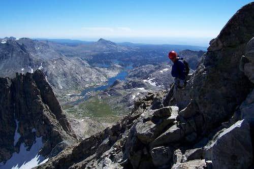 Take the Southwest Ridge...