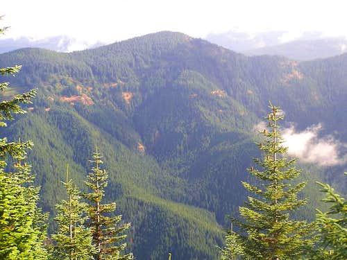 Devils Peak from Salmon Butte.