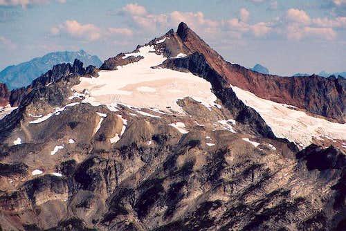 Boston Peak, Sahale Peak...