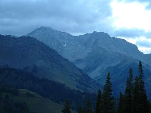 9/10/05: Snowmass Mountain...