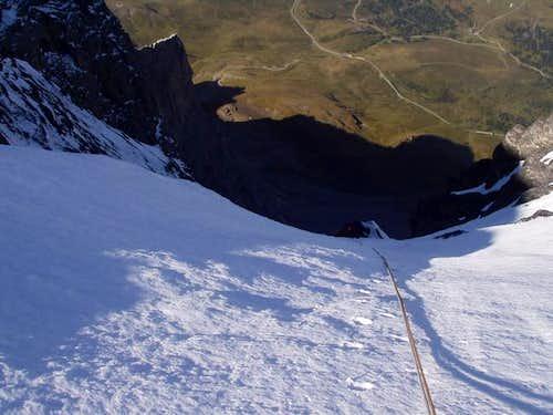 Summit Ice-field