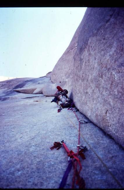 Pitch 13 ( 5.9, A1 ) on day 2...