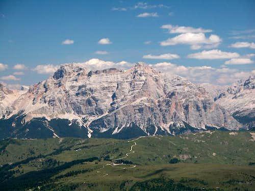 La Varella (3060m) and...