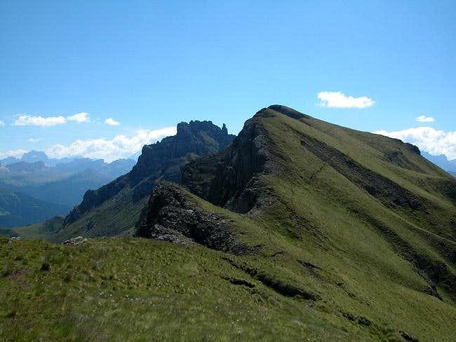 Belvedere (2646m) and La...