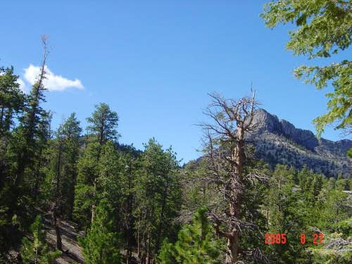 Macks Peak 8-27-05
