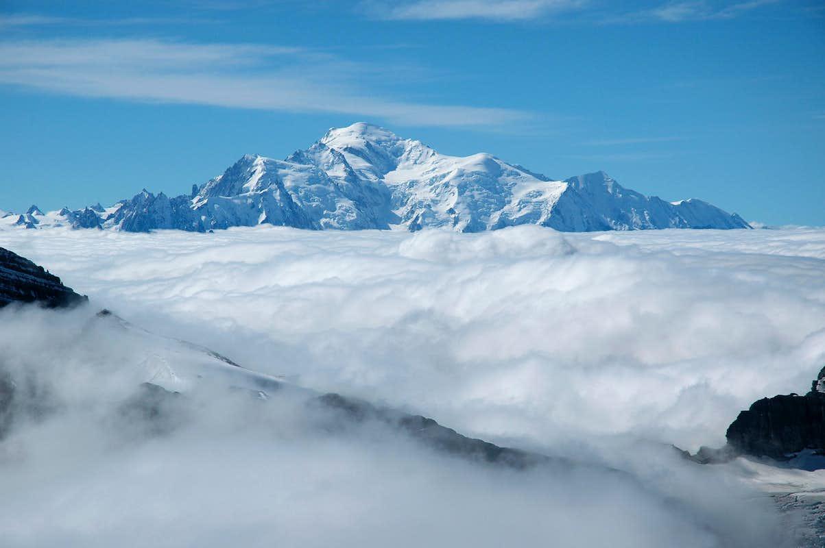 Mont Blanc : Photos, Diagrams & Topos : SummitPost