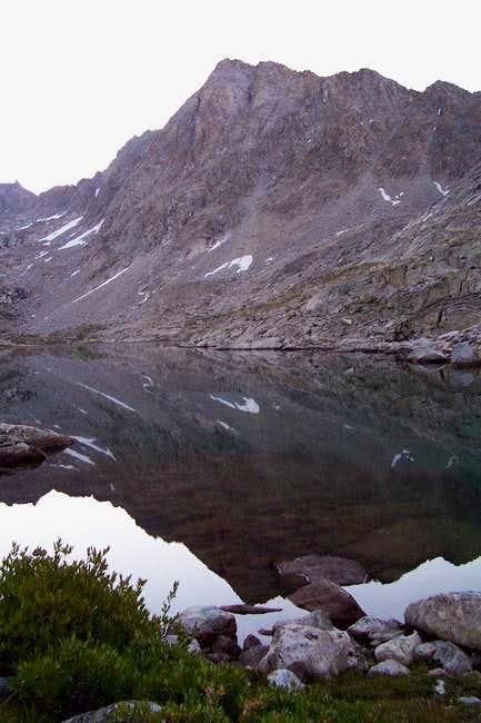 Ellingwood Peak from Lake...