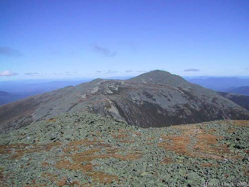Presidential Traverse, sept 10, 2005